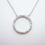 Circle of Life Pendant with attached Chain